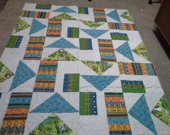 Flannel Trail Quilt
