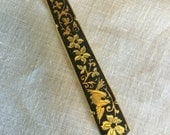 Damascene Tie Bar