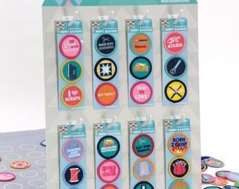 Moda Merit Badges Complete set - 24 badges total