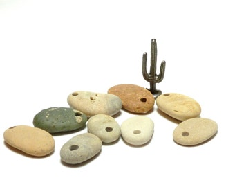 CANYON Slag Glass Beach Stone Set Charms Pebbles Shore Stones River Rocks Beachstone Jewelry Pendant Dangles Tear Drop Collection