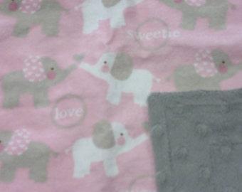 lovie blankets_lovies_elephant lovie_elephant love