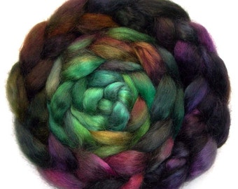 Kid Mohair Combed Top - Hansel and Gretel, 5.2 oz.