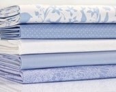 Fabric Bundle Woodland Creatures 5  fat Eighths tissu