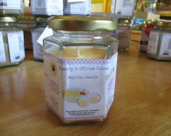Cherry & Citrus Punch Soy Wax Candle 300g
