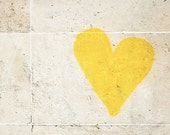 "Paris Photography, ""Graffiti Heart"" Paris Print, Large Art Print Fine Art Photography"