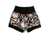 Cool cats shorts
