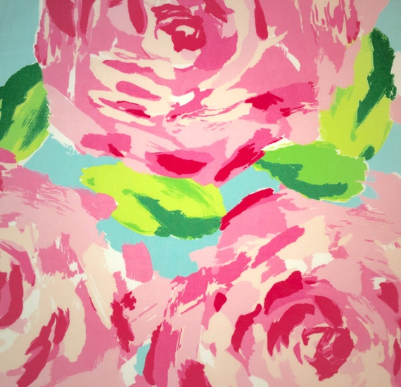 Lilly Pulitzer Hotty Pink First Impression By Garnet Hill