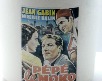 Jean Gabin Jug decorative handmade