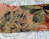 "Beautiful Tapestry Wide Ribbon 2 1/2"" Wide Ribbon, Stunning Design, Sold by the Yard #AB2"