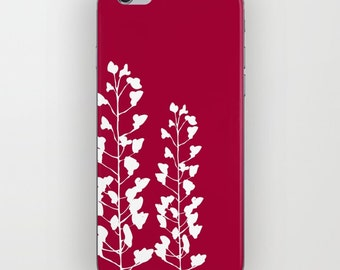Spring flowers on Phone Case - Flowers, Spring, Phone case,  iPhone 6S, iPhone 6 Plus, floral case, Samsung Galaxy S6, Gifts for her