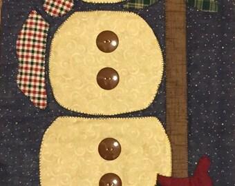 Winter Blessings Door Banner