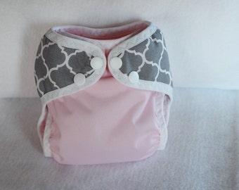 Small/newborn/diaper cover/waterproof/ cloth diaper cover /wrap/ leg gussets/snaps