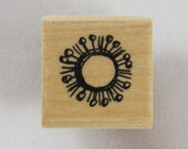 Open Bloom Stampendous! Rubber Stamp #RS201