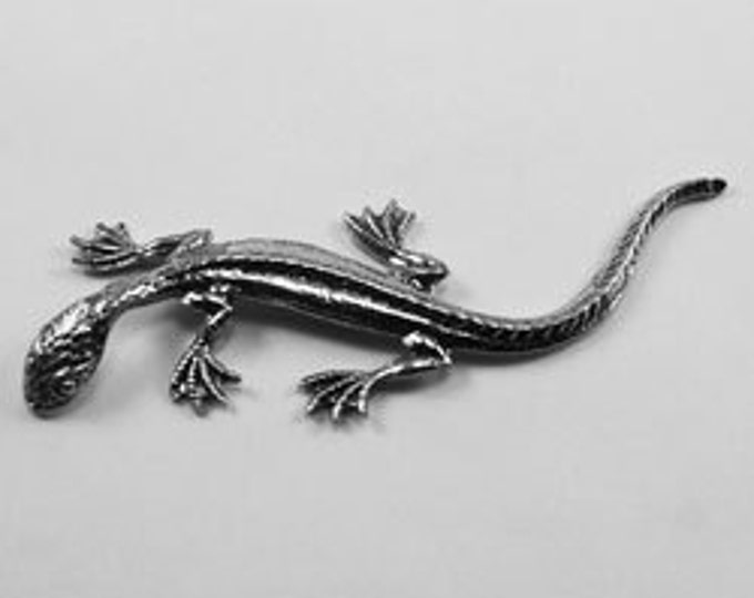 lizard  made with Australian Lead Free pewter AF023