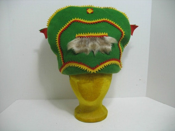 Reindeer Tea Cozy from Northern Finland, Vintage Finnish Tea Kettle Cover