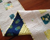 Modern Table Runner - Reversible