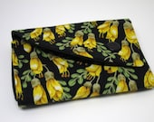 Compact Wallet with coin purse - Kowhai