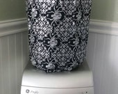 Goth Brocade 5 Gallon Water Cooler Cover