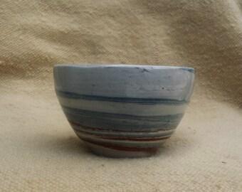 Blue-Grey Bowl 23