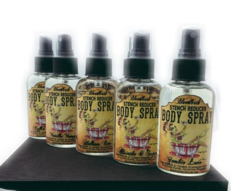 Hallows Eve Stench Reducer Body Spray Bloodbath