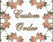 Custom for snscurtis