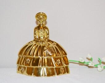 Antebellum Southern Belle Vintage Bell