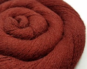 Cashmere Blend Yarn - Recycled Lace - Cashmere Yarn - Burgundy 120315