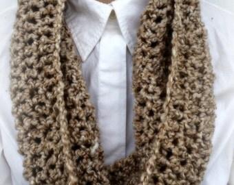 Crochet Cowl, Chunky Cowl, Neckwarmer, Button Up Cowl, Crochet Scarf Cowl