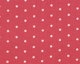 Lucy's Crab Shack 1 & 1/2 yards Remnant 5486-26 Pink