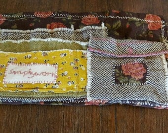 Ragtime Wallet (Harvest) by simplyworn