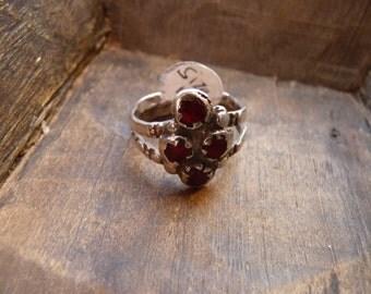 Antique ring ~ India