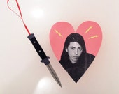 Stay Grohl'd Ponyboy - Switchblade Ornament