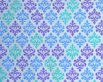COUPON CODE SALE - Moda Fabric, Giggles, Explosion Blue, Me & My Sisters Designs, 100% Cotton Quilt Fabric, Quilting Fabric