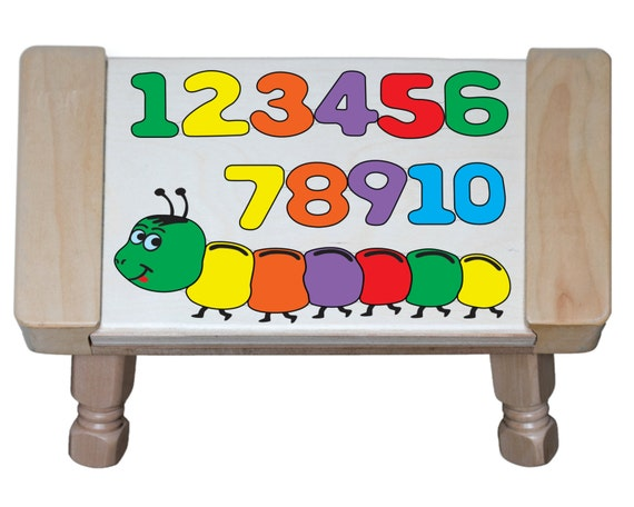 Personalized Name Number Theme Wooden Children By