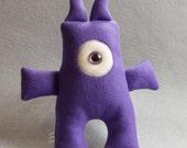 Purple Monster Buddy
