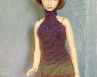 SD BJD handknitted dress Wine Tasting