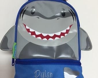 Personalized  Stephen Joseph Shark Lunch Pals