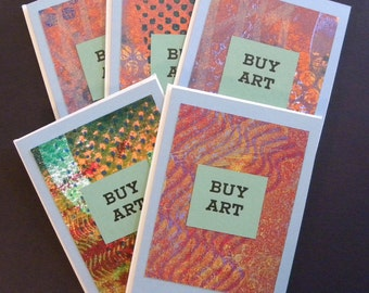 Buy Art note cards
