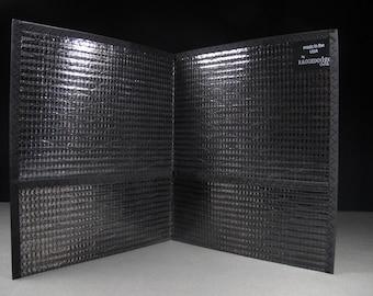 Carbon Fiber Presentation Folder - Black - Built to Last