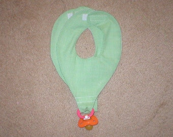 Binkie bibs for boys