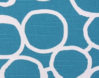 Modern Throw Pillow - Freehand Aquaris Decorative Throw Pillow Free Shipping