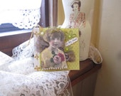 Handmade Card Aunt - Hanging Card - Happy Birthday Aunt