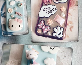 Iphone cover for 5,6,7, and the plus, cartoon character in cellphone cover
