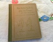 How to tell the Birds from the Flowers and other woodcuts by Robert Williams Wood 1931 1st edition