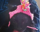 Mohawk cat hat