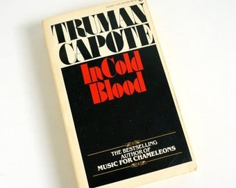In Cold Blood by Truman Capote 1980 Paperback VGC