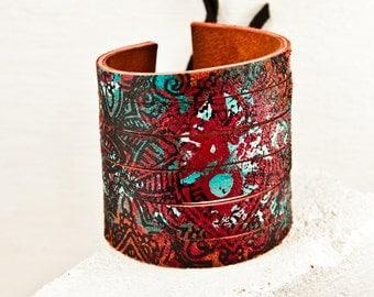 Cuff Bracelets, Leather Bracelet, Cuff Bracelet, Leather, Cuff, Leather Cuff