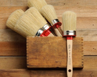 Fusion Mineral Paint - Brush for Wax and Paint