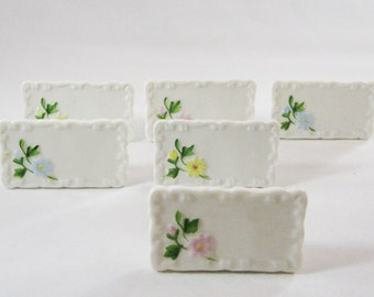 Shafford China Name Place Cards