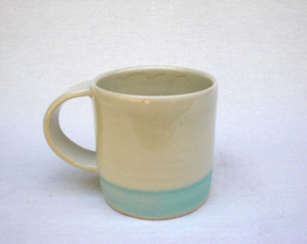 Glassy Mug - Turquiose